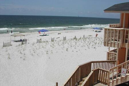 Oceanfront Condo, Steps from the Beach - Gulf Shores - Кондоминиум