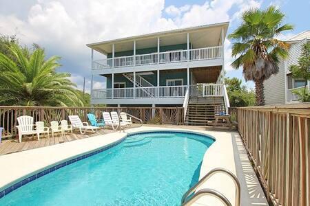 San Belize - Gulf View, Pool