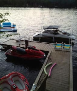 Muskoka Cottage on the Severn River - Coldwater - Haus
