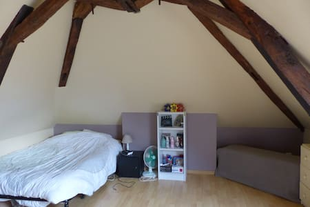 Chambre à La Ferté-Bernard - Stadswoning