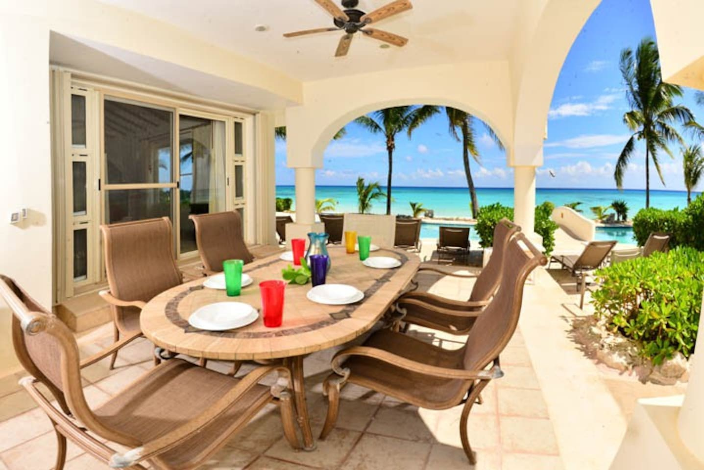Caribe House#3 Oceanfront Retreat