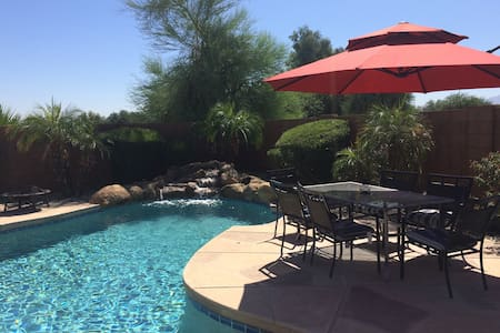 Backyard Oasis w/Pool! - Avondale