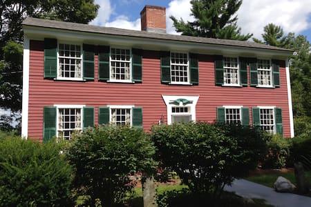 Beautiful New Hampshire Retreat - Acworth - Casa
