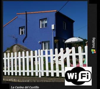 Casa panorámica en El Castillo. - Casa