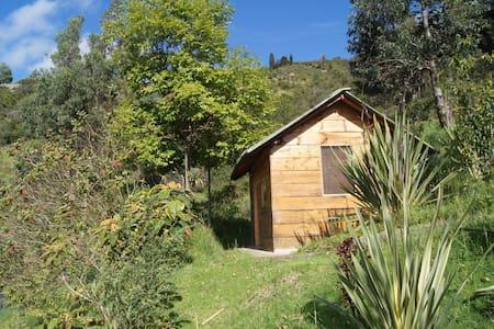 Forest of Orchids Cabin - Blockhütte