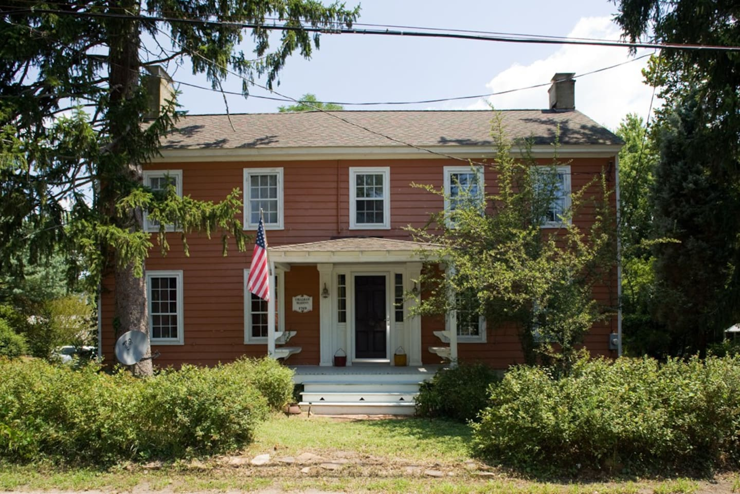 1769 Formal Colonial.