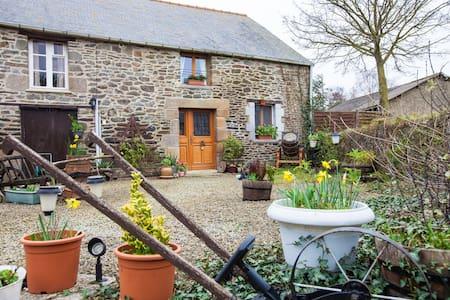 Mont St Michel maison du montitier1 - Huisnes-sur-Mer - Bed & Breakfast