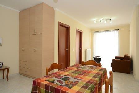 Flat next to Athens center - Tavros - Wohnung