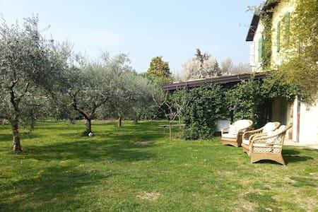 Wonderful villa in Tenuta of Naiano