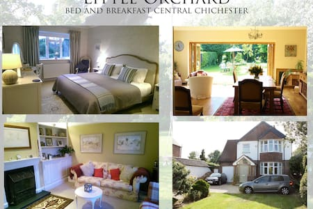 Little Orchard Bed and Breakfast - Bed & Breakfast