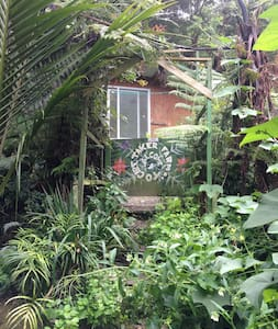 organic coastal eco-farm cabins - Zomerhuis/Cottage