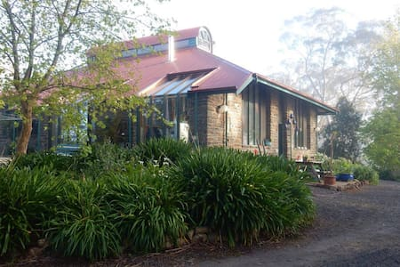Adelaide Hills - Cletta Hill Guesthouse - Green Hills Range - Guesthouse