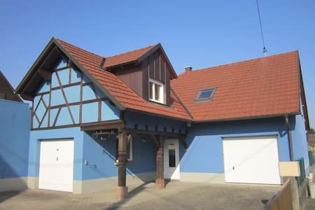 DECOUVREZ UN COIN SUPER EN ALSACE - Rœschwoog - Hus