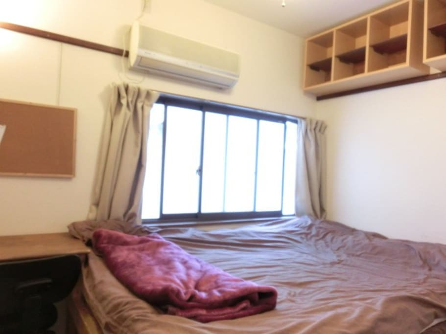 Koenji Place Double bed room  #2