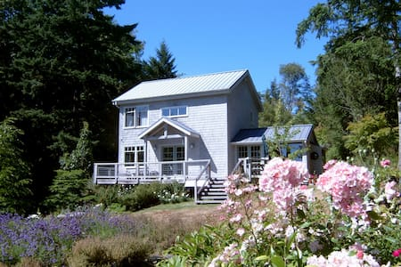 Serene Orcas Island vacation home - Olga