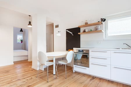 ELINA'S cozy flat, near the center - Flat