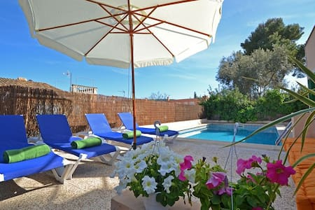 R.088 Villa with pool near Porto Adriano - Huis