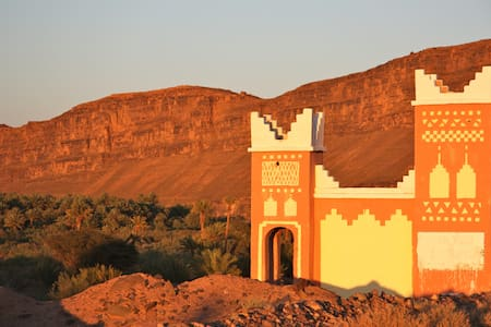 Discover the beauty of the desert  - Bed & Breakfast