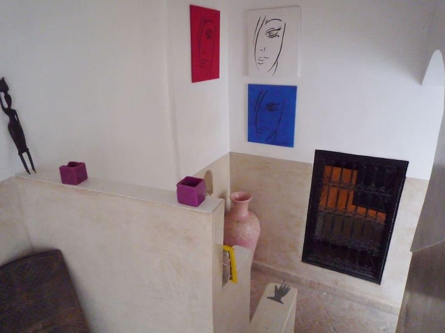 Salle de bain Chambre Double Sidi Momoune
