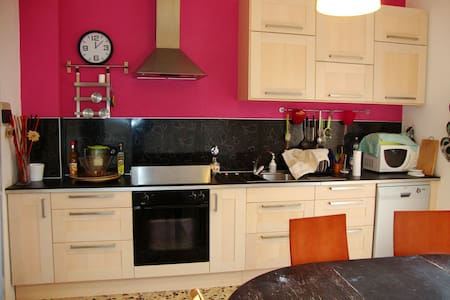 Big flat in Barberino di Mugello  - Apartment