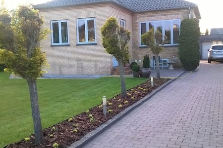 Superior, quiet, well situated & renovated - Copenaghen - Bed & Breakfast