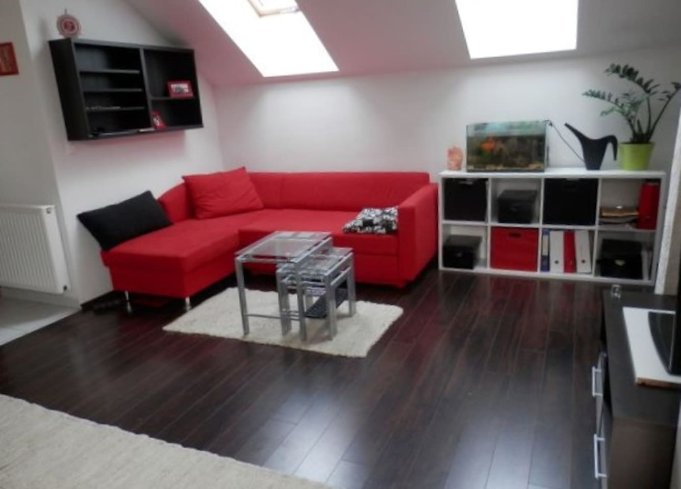 Lovely modern apartment for rent