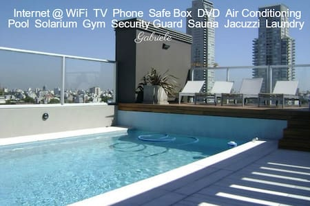 Gold Soho Apartment Full Amenities - Buenos Aires - Appartement