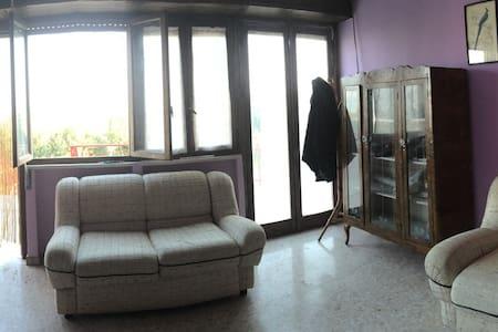 Casa relax immersa nel verde - Deliceto - Haus
