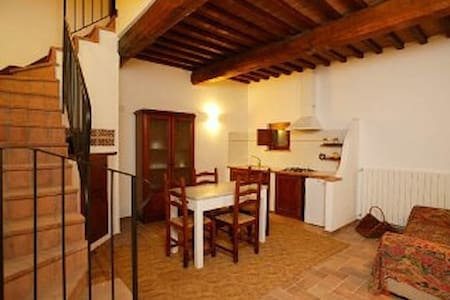 Apartment in Statiano,Tuscany. - Wohnung
