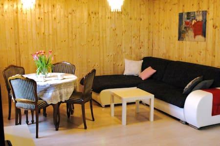*Ferienwohnung 1 Gmunden-Pinsdorf* - Appartamento