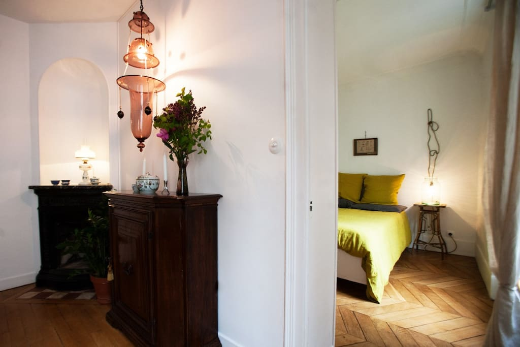 Perfectly located charming flat