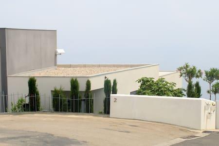 Appartement vue sur mer  - Cerbère - Apartment