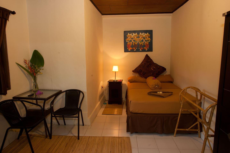 The Kecak Room
