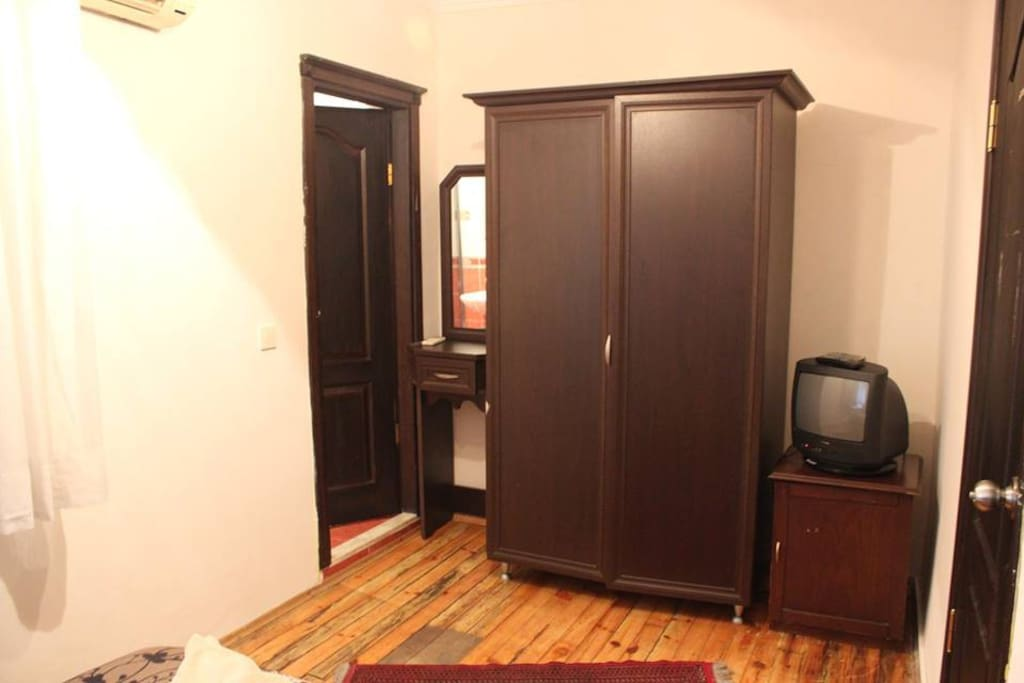 Rooms in Hostel in Sultanahmet
