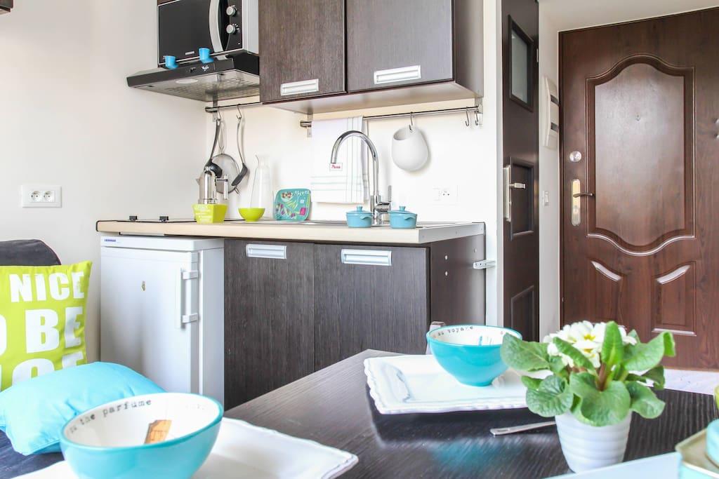 Kitchen / Cuisine / Cucina