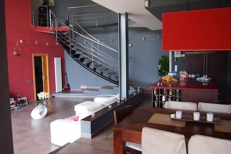 Villa de arquitecto - Barcelona