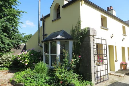 Charming converted coach house - Rathvilly - Casa
