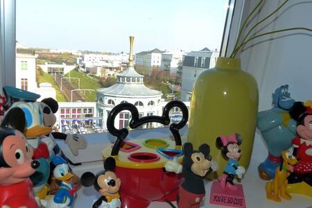 Disneyland Paris/Chessy Apt 3 rms.  - Apartamento