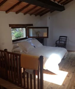 Double room in Amiata, Tuscany   - House