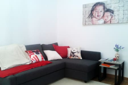 Madrid Center calm family friendly house. 马德里欢迎你! - Madrid - Condominium