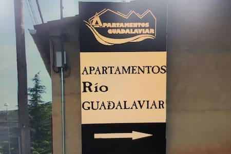 APARTAMENTOS RÍO GUADALAVIAR - Albarracín - Appartement