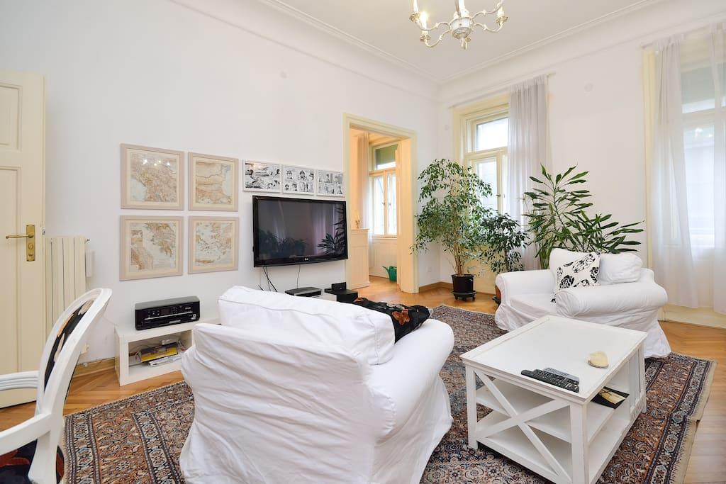 Fantastic apartment sea-front