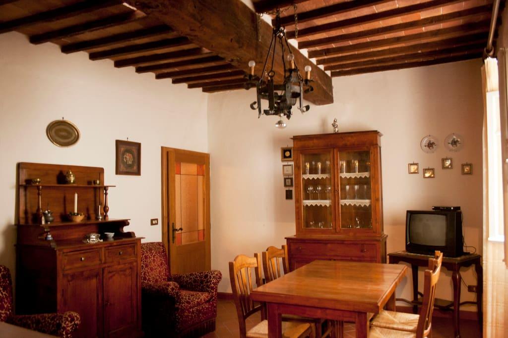 Soggiorno (Living room)