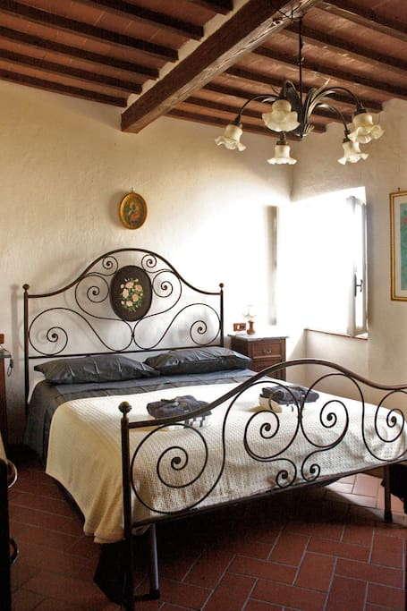 Camera matrimoniale (Room with double bed)