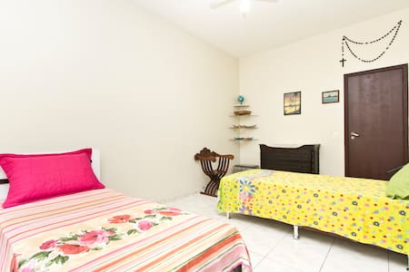 LIGHT AND SPACIOUS ROOM IN FLAMENGO
