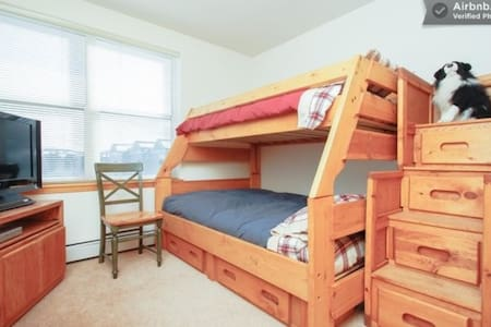 z_The Copper-Double/Twin Bunk bed - Silverthorne
