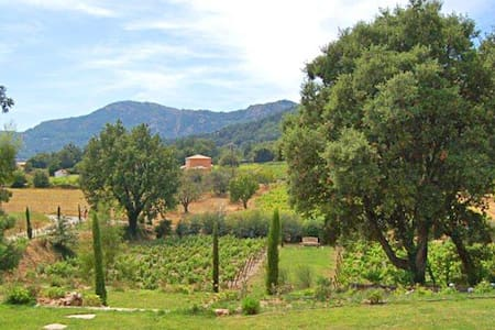 Lovely house in a quiet valley - La Garde-Freinet