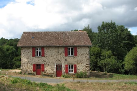 Gîte Dordogne-Limousin - House