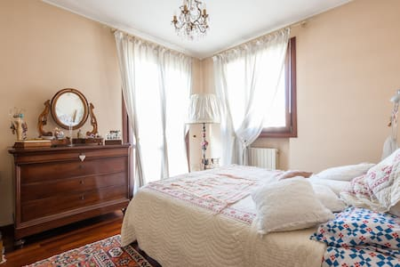 a cosy room in treviso - House