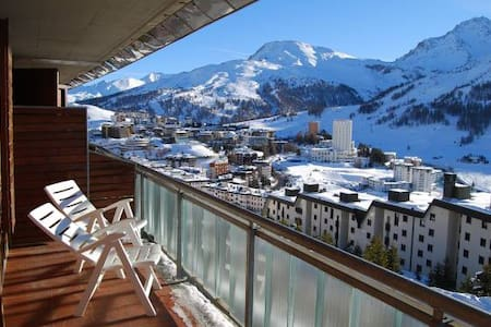 Comfort on Italian Olympic Alps - Wohnung